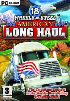 18 Wheels of Steel: American Long Haul - PC (Completo)