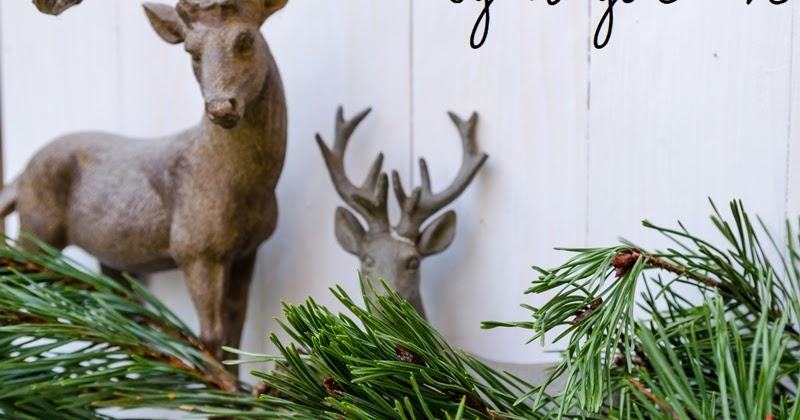 Weihnachtsdeko f r die terrasse mayodans home garden crafts for Loungemobel fur die terrasse