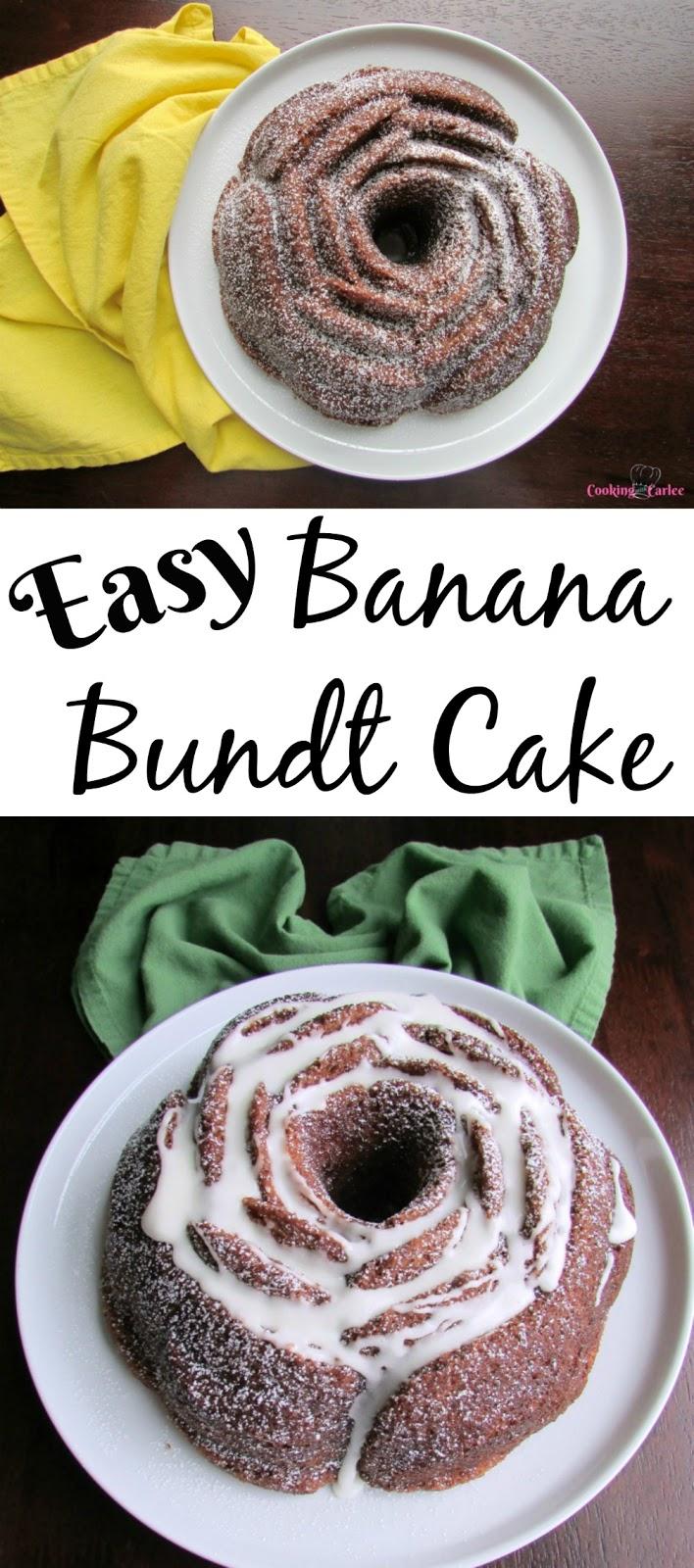 Banaba Cake Easy