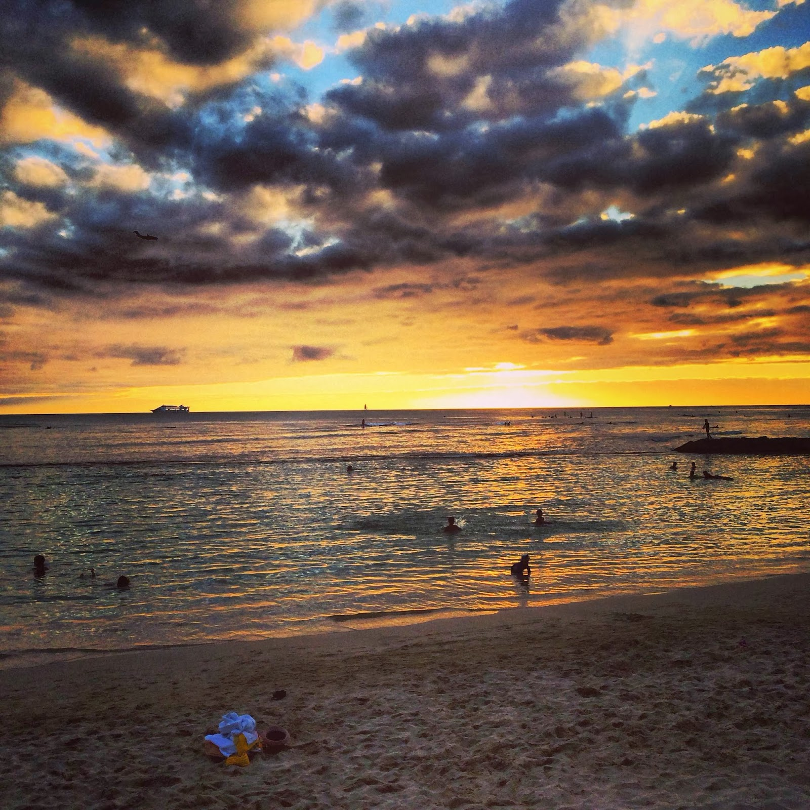 Private Beaches: Hawaii Expedition February 22