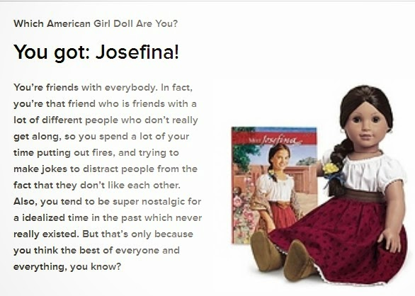 Living A Doll S Life Quiz Which American Girl Doll Are You