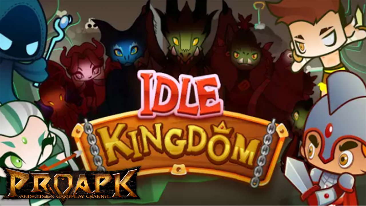 Idle Kingdom - Battle Game