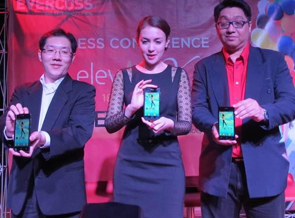 Evercoss Elevate Y, Smartphone Premium Harga Rp1,7 Juta
