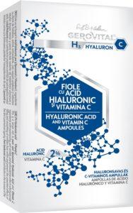 Fiole cu Acid Hialuronic