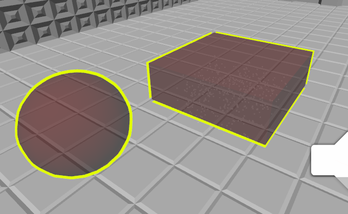 Nihilist Dev: Outline in Unity with mesh transparency