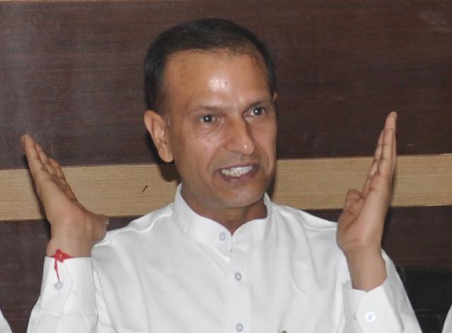 एनआईटी विधानसभा क्षैत्र में  होंगे 250 करोड़ के विकास कार्य;- नगेंद्र भड़ाना