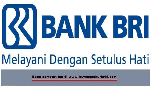 lowongan kerja bank BRI TAHUN 2017