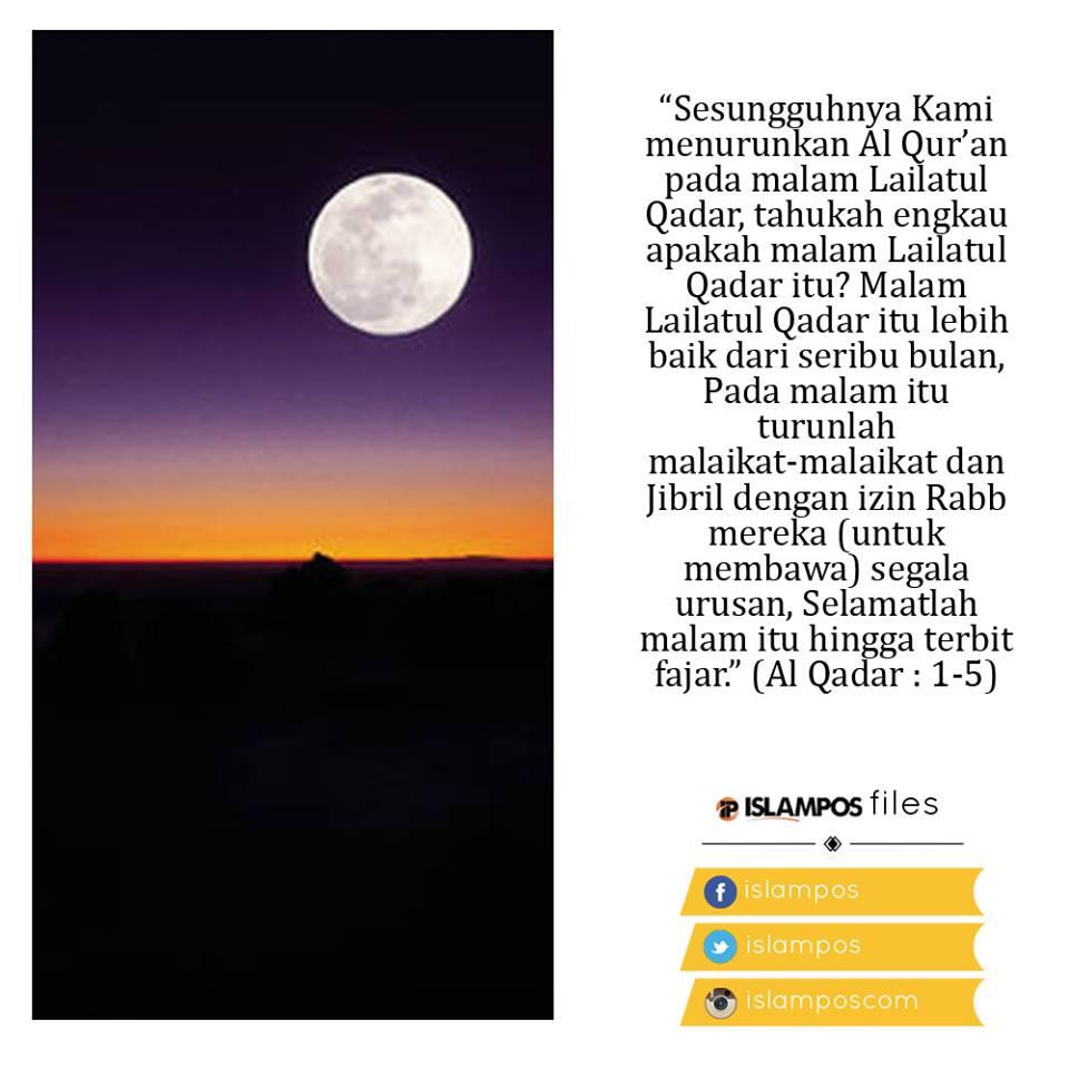 28 Pengertian Lailatul Qadar Pictures Kata Mutiara Terbaru