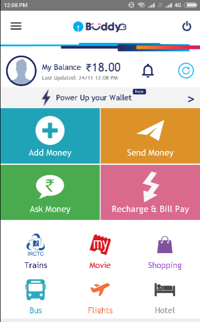 State Bank buddy app home
