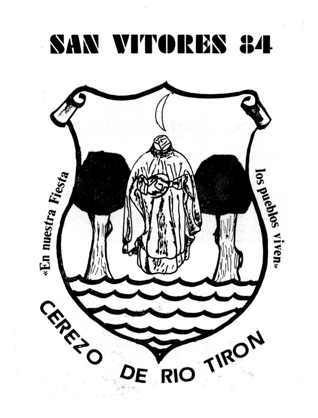 Cerezo Atalaya Simbolos Patrios Ii El Escudo