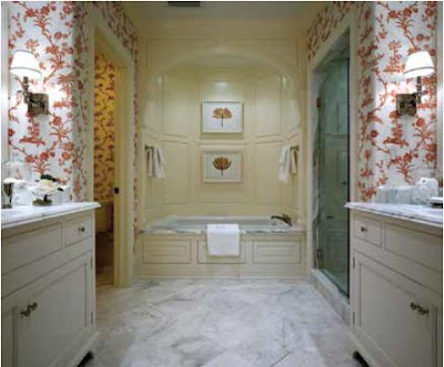 Athertyn Selection Center - Model Home Interior Bathroom