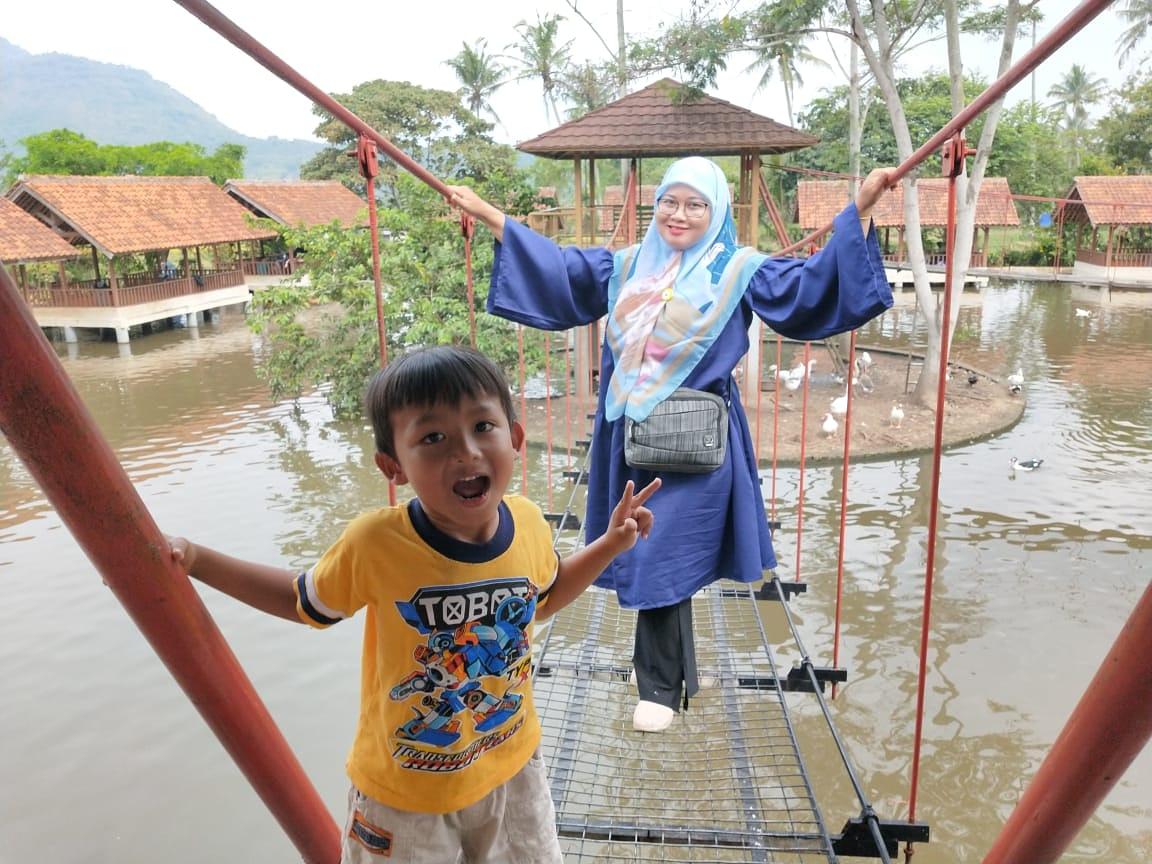 Tempat Wisata di Garut yang Ramah Anak | Leyla Hana