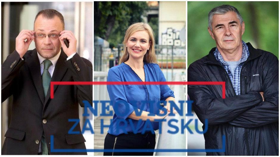 Image result for neovisni za hrvatsku