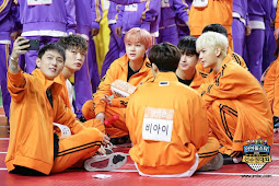 iKON on ISAC Official Photos Behind