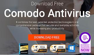 Review Comodo Antivirus dan Cara Menggunakan Comodo Mobile Security