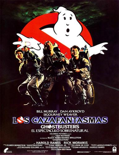 Los cazafantasmas (1984) [BRrip 1080p] [Latino] [Comedia]