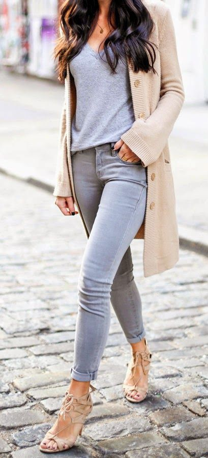 Best Spring Gorgeous Jeans Outfits