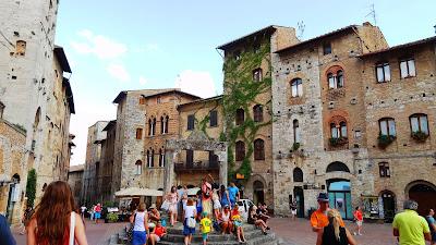 San Gimignano - Itália