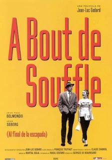 A Bout de Souffle, film poster