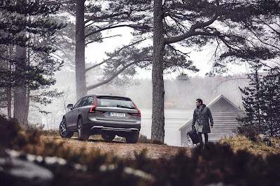 Νέο Volvo V90 Cross Country