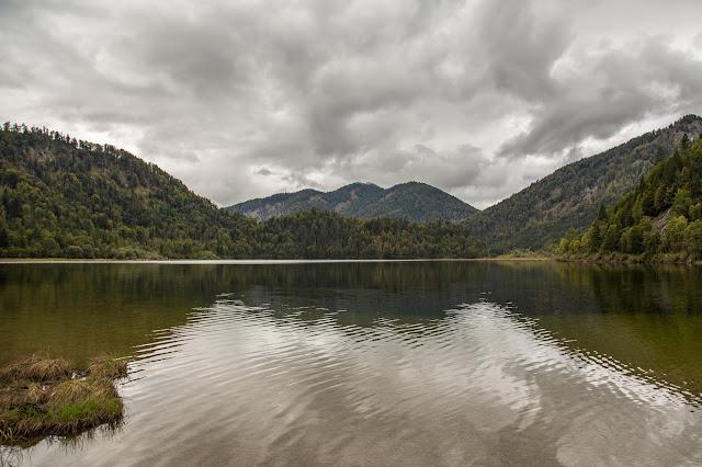 Rundweg Röthelmoos Almen – Weitsee  Wandern Ruhpolding  Wanderung Chiemgau 13