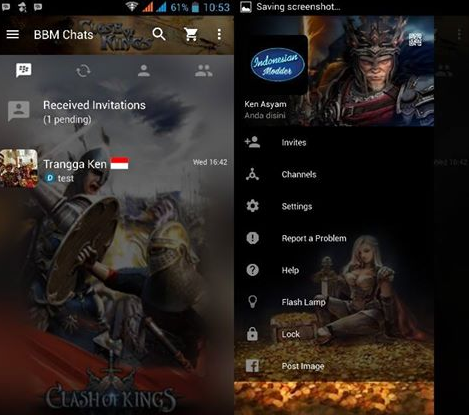 MOD BBM Class of Kings v2.12.0.9 Clone