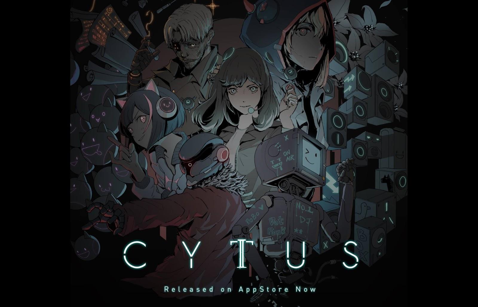 CYTUS on JumPic com