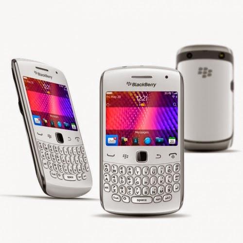 Spesifikasi Blackberry Curve Apollo  9360 - Putih