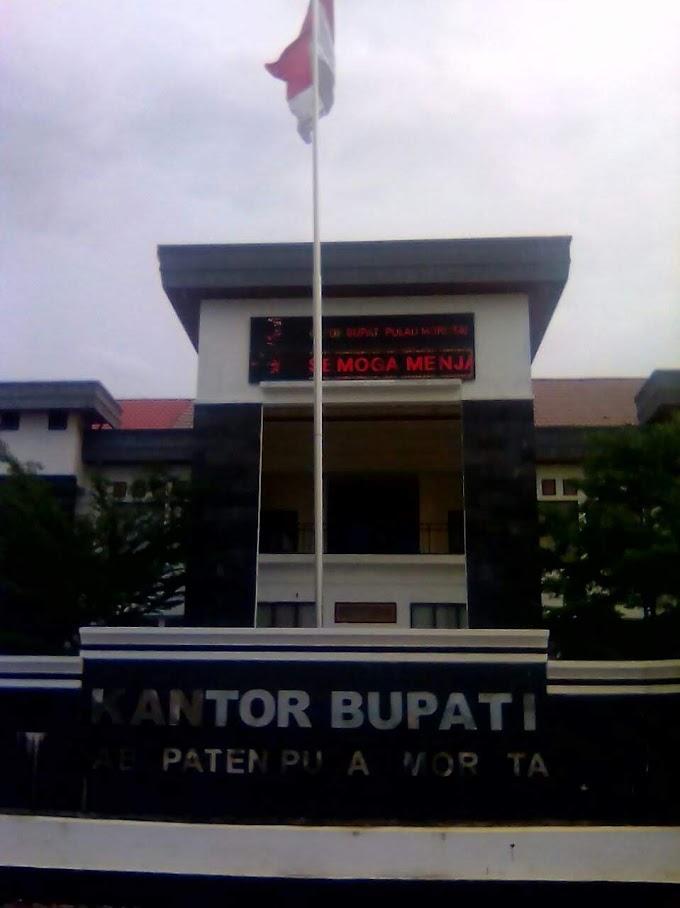 Kades Tutuhu di DPMD dan Inspektorat Morotai Dilaporkan Terkait Penyalahgunaan Dana Desa