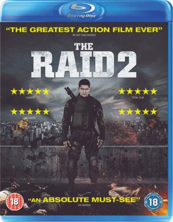 The Raid 2 (2014) Dual Audio 720p