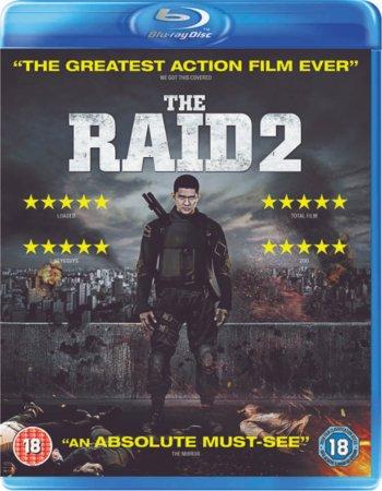 The Raid 2 (2014) Dual Audio 480p