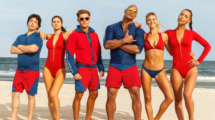 """Crítica de """"Baywatch: Los Vigilantes de la Playa"""""""