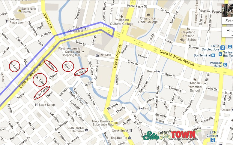 Shie Went To Town: Divisoria Guide Series : Find The Items