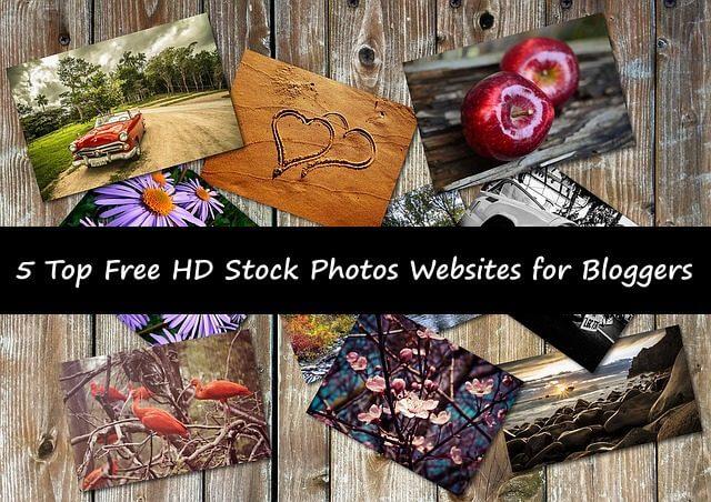 get free image for blog post