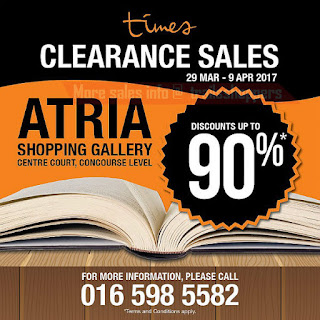 Times Clearance Sales 2017