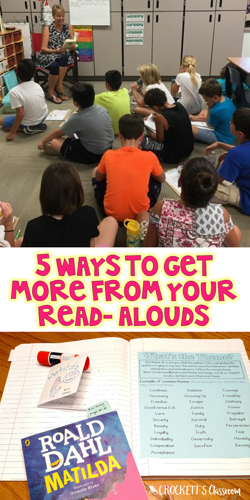 5 Ways To Get More From Your Read Aloud Time