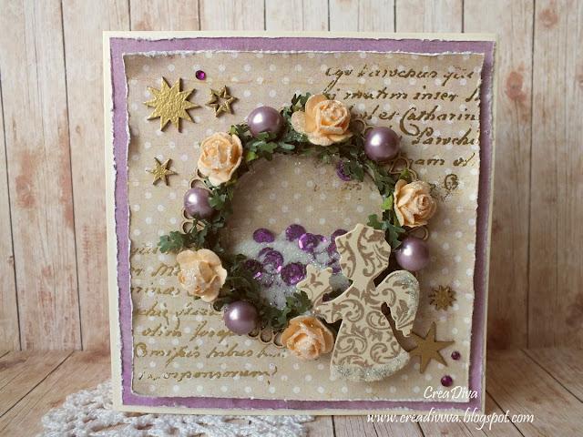 Fioletowych Świąt! / Have a Violet Christmas!