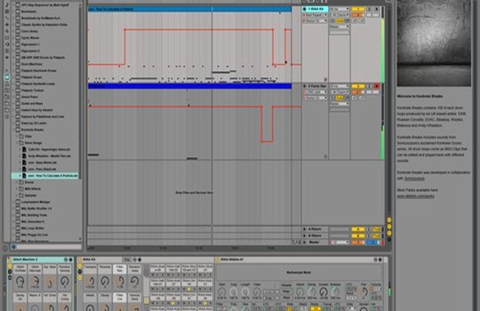 New Ableton Live 9 for Windows . Multilanguage, x86 x64 . Courtesy