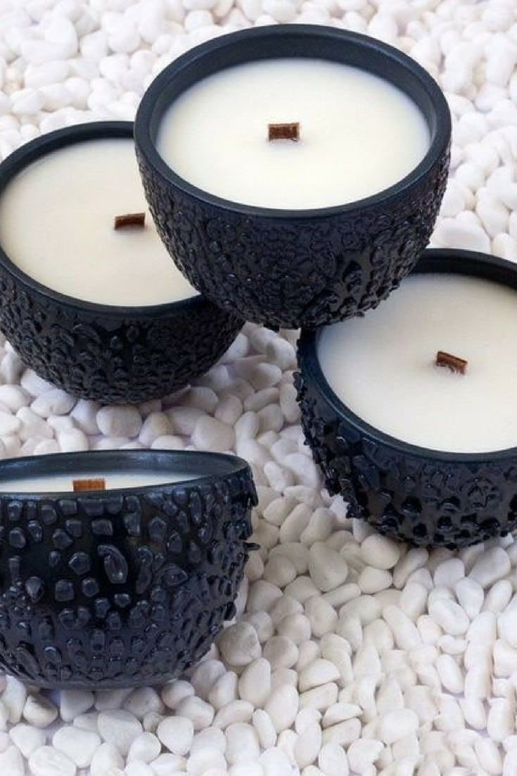 Velas Mini Black