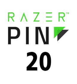 Razer PIN 20 (prev. MOLpoints) ePin