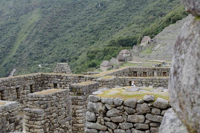 İnka Medeniyeti, Machu Picchu, Peru