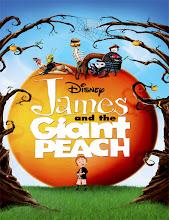 James y el melocotón gigante (1996) [Latino]