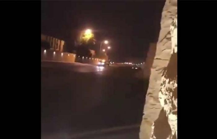إستمرار العنف في العاصمة الرياض و #هروب_الملك_سلمان  يثير القلق