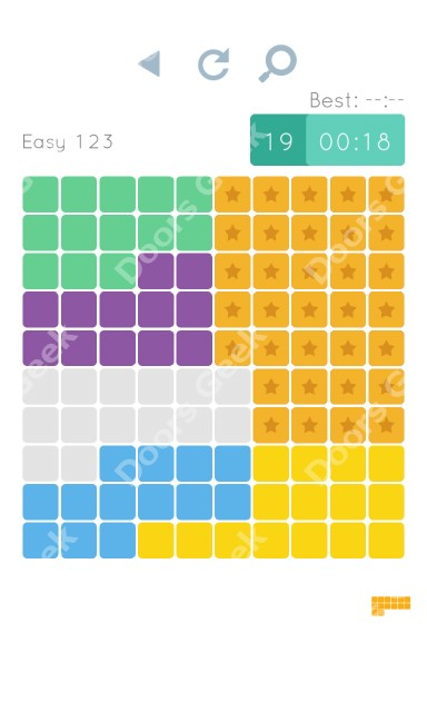 Cheats, Walkthrough for Blocks and Shapes Level 123