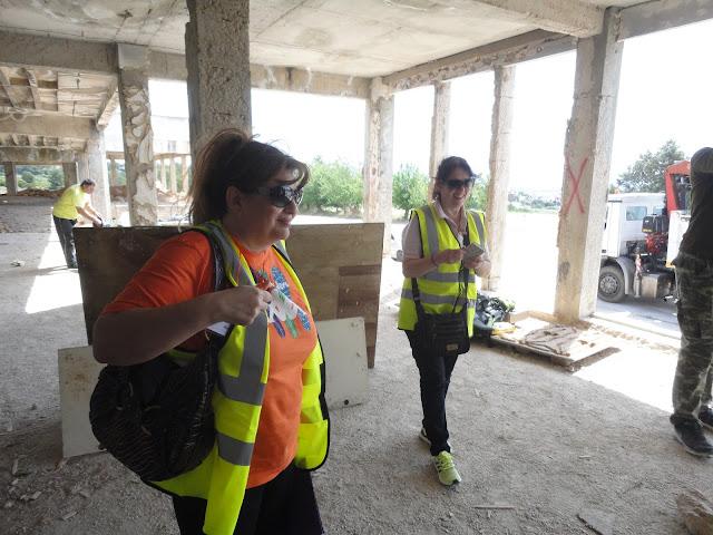 29.04.2018 - Let's Do it Greece 2018 - Καθαρισμός πεδίου Αμυγδαλέζας, αποψίλωση και παιχνίδι !!!