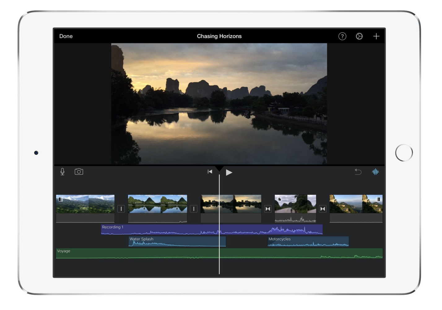 The Six Best Free Video Editing Apps For Iphone And Ipad Devices