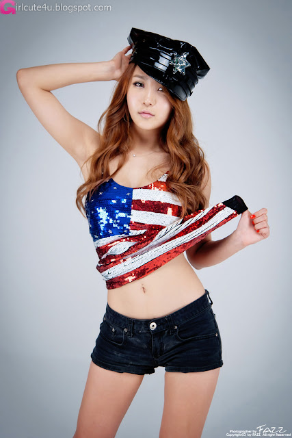 2 Bang Eun Young and USA-very cute asian girl-girlcute4u.blogspot.com