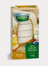 Bettine geitenkaas honing
