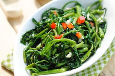 7 sai lầm cần tránh khi nấu món rau