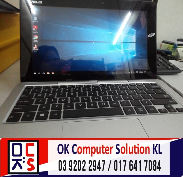[SOLVED] AUTO SHUTDOWN ASUS T200TA | REPAIR LAPTOP CHERAS 8